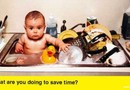 Spara tid med disken