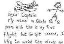 Brev till flygkaptenen