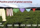 Beviset för global uppvärmning