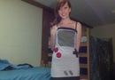 Gameboy kostym