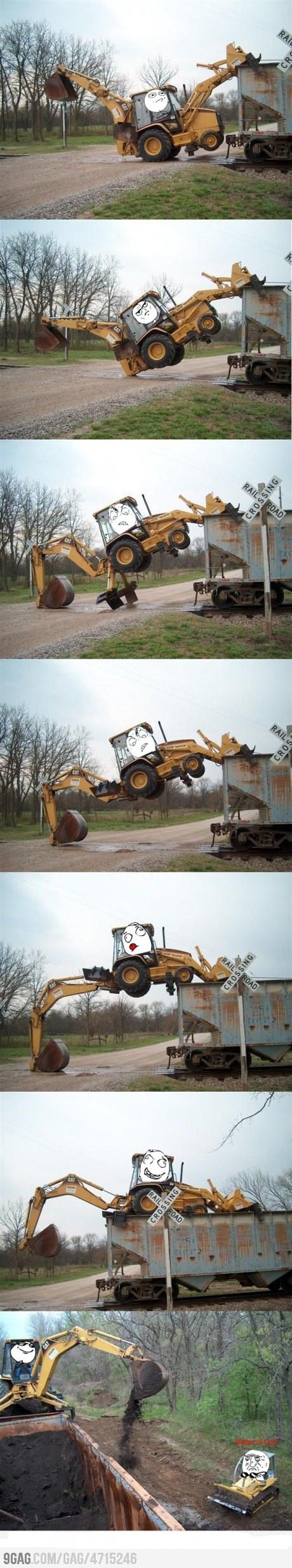 Traktor skills