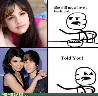 She will never have a boyfriend