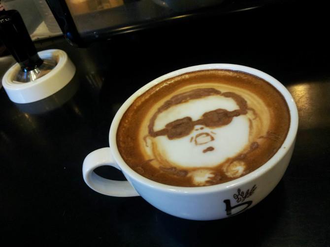 Gangnam Cappuccino