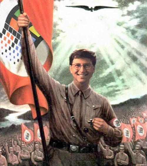 Bill Gates for president!