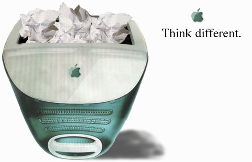 IMac, think different!