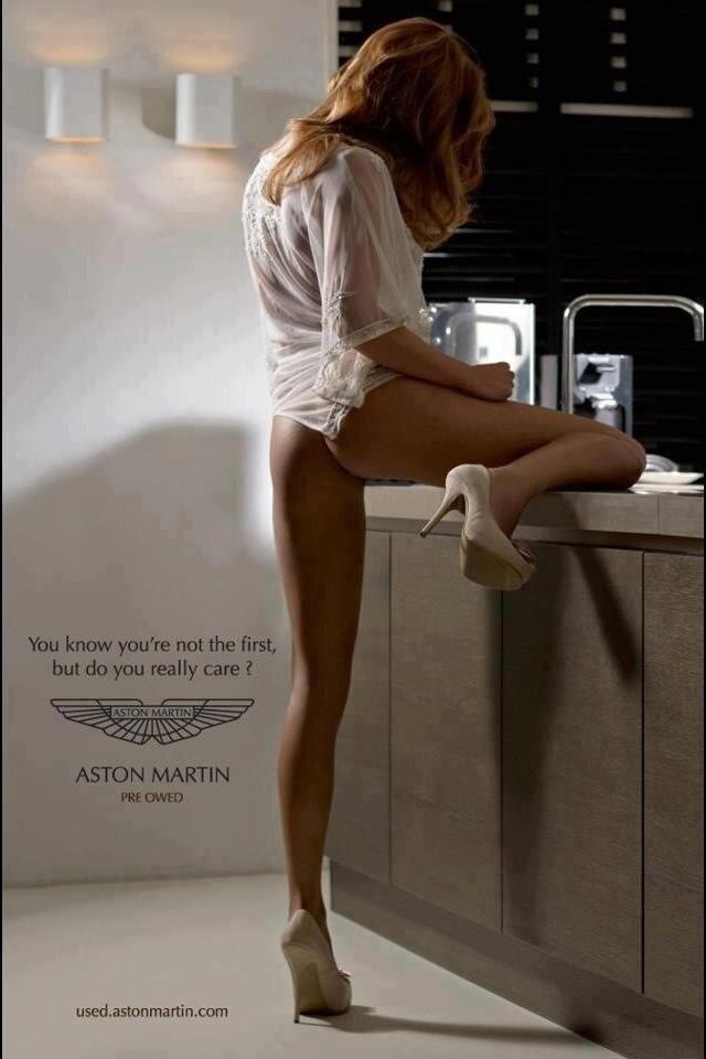 Reklam för begagnade bilar
