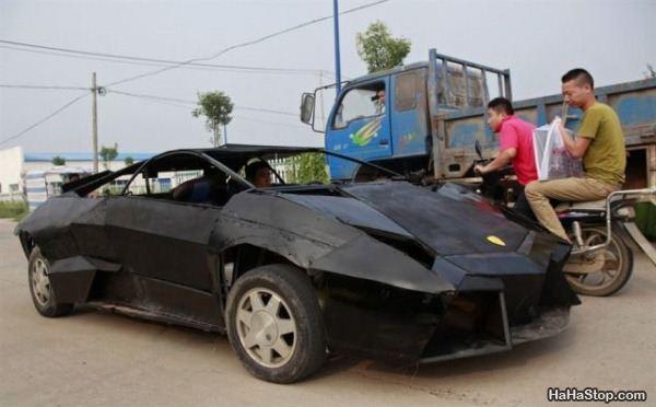 Lamborghini replika