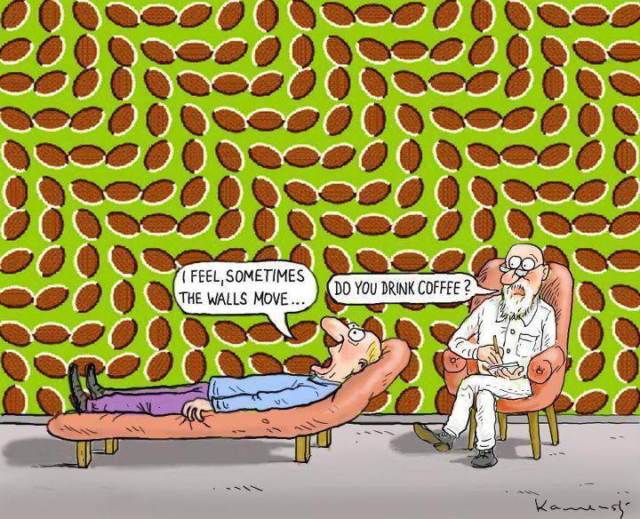 Klurig vägg!