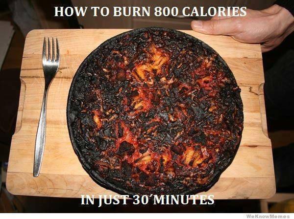Hur du bränner kalorier