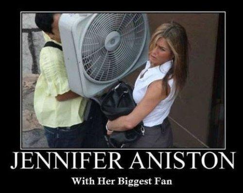 Jennifer Aniston och hennes största