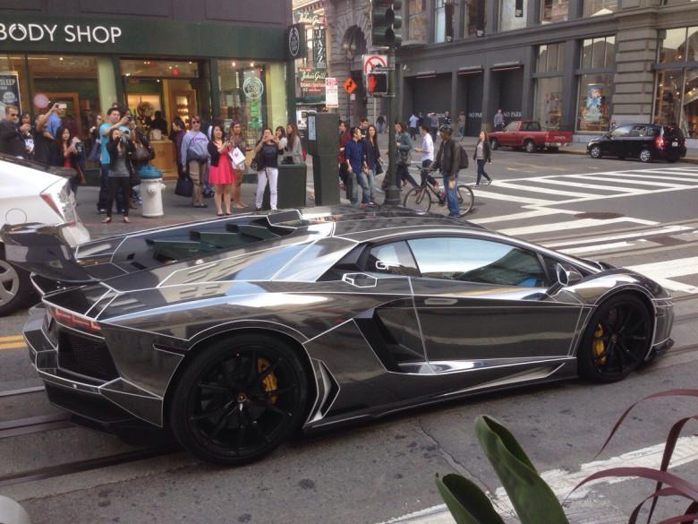 Kromad Lamborghini
