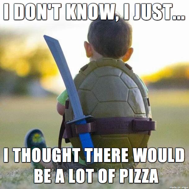 Troubled Turtle Kid
