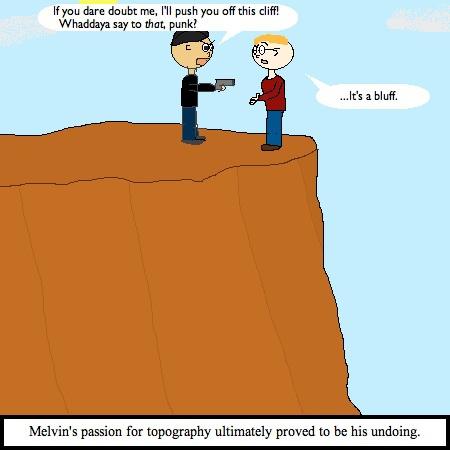Kom igen Melvin