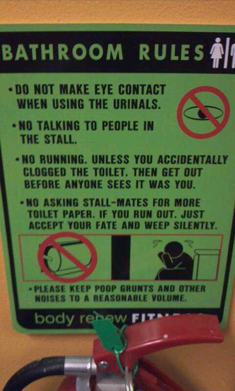 Bra regler
