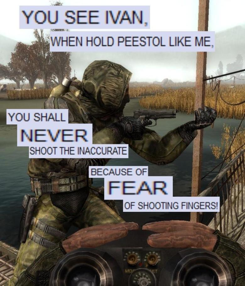 Hemligheten bakom skytte