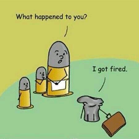 Dålig dag på jobbet