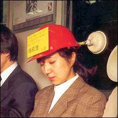 Bra sak om du sover på tunnelbanan