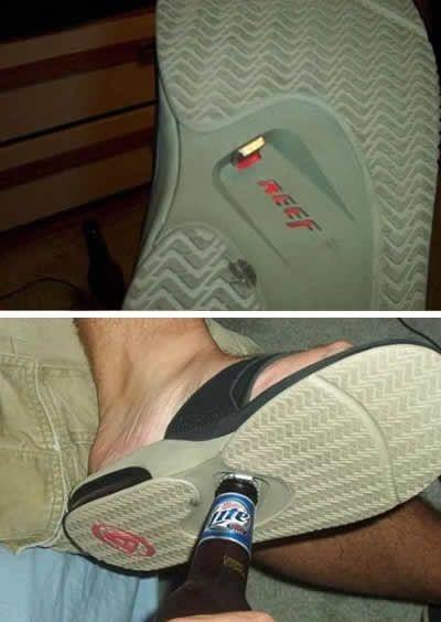 Bli kung i baren med dessa skor