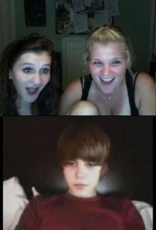 Lurade Justin Bieber fans