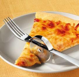 Den ultimata pizza-gaffeln