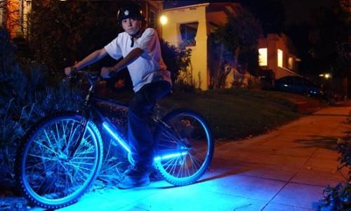 Pimpad cykel