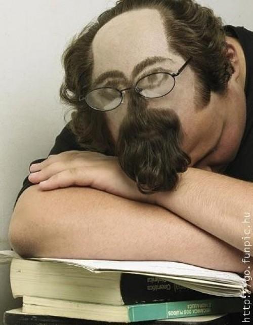 Konsten att sova på lektionerna