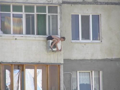 Rysk aircondition