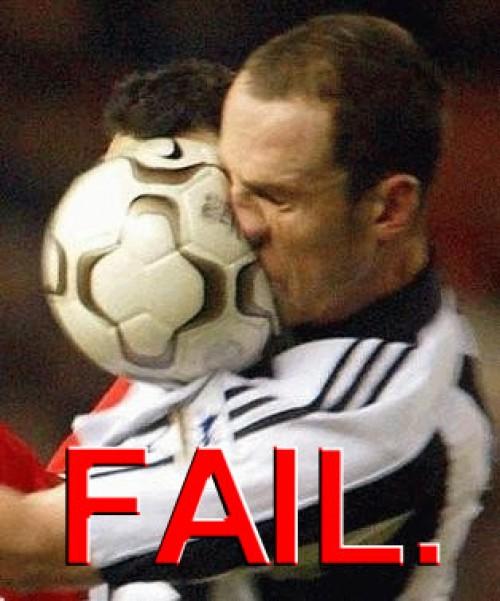 Fotboll i huvudet