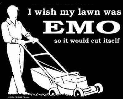 Den ultimate gräsklipparen