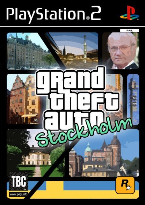 GTA Stockholm