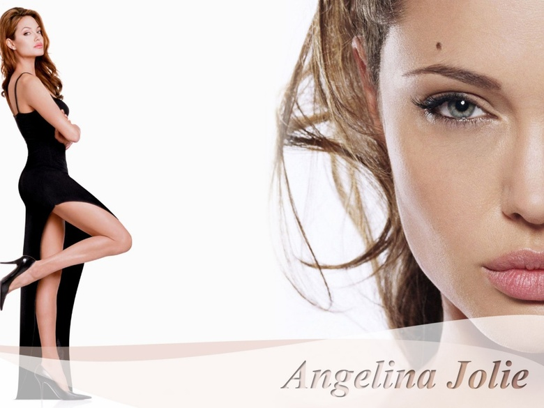 Angelina Jolie Hot En Naket