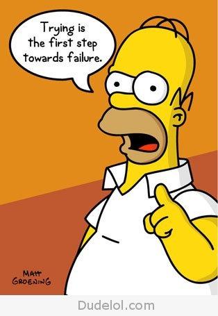 Topplistan roliga bilder sida 79 - Homer simpson nu ...