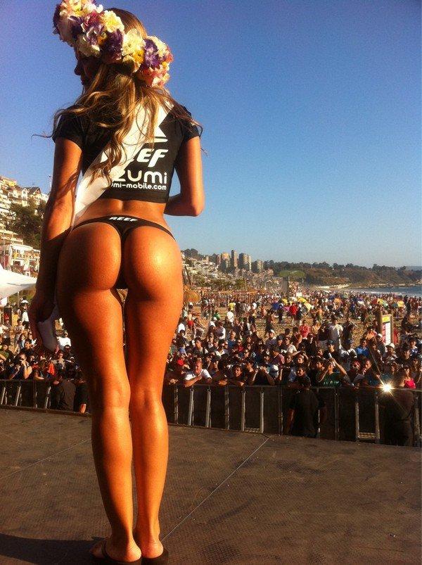 Reef Bikini Contest 2011